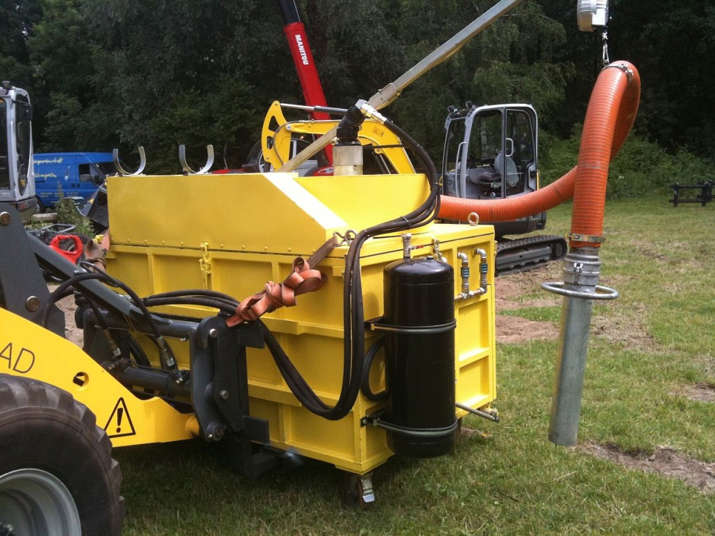 MTS Suction Box
