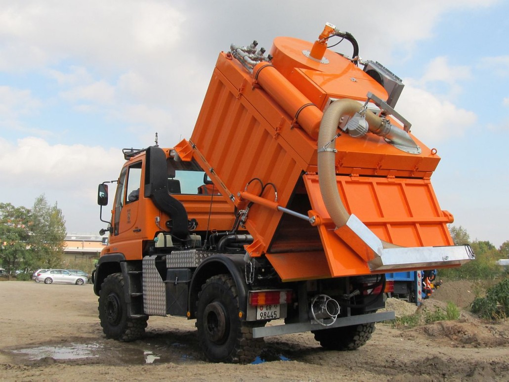 SBO 40 kW Suction box